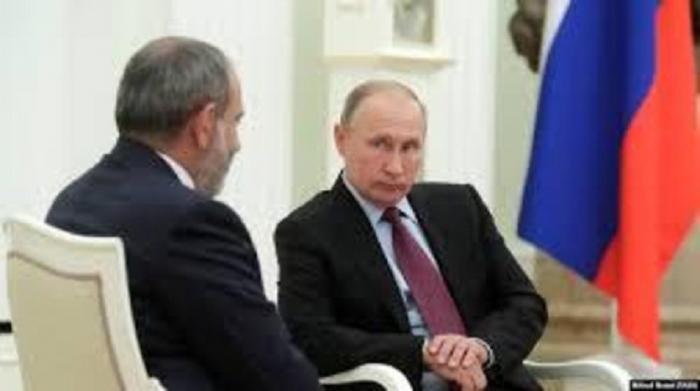 Putin y Pashinián abordarán la implementación de las declaraciones trilaterales