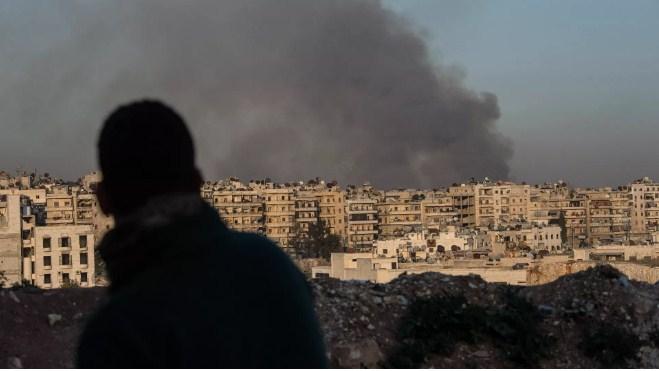 Kurdish militant attack kills two Turkish officers in northern Syria