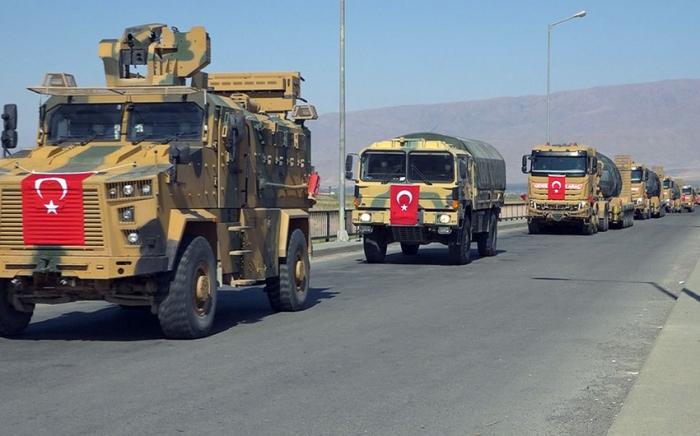 Los militares turcos que participaron en la formación regresaron al país
