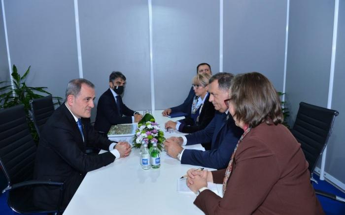 Bosnien und Herzegowina dankte Aserbaidschan