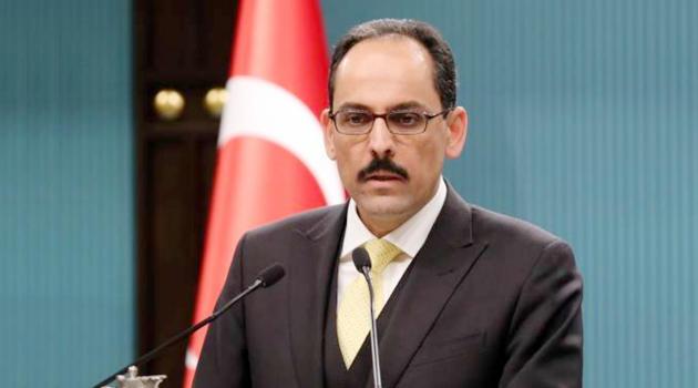 """Kalin  :""""Erdogan y Biden abordarán Karabaj"""""""