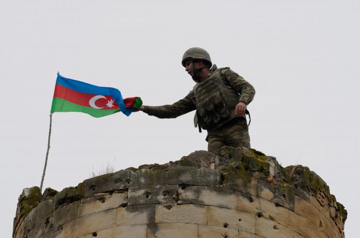 Chronik des Sieges Aserbaidschans:   12. Oktober 2020