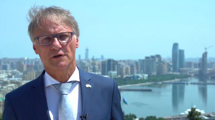 German technologies may help to mitigate pollution of Azerbaijan's Okhchuchay river