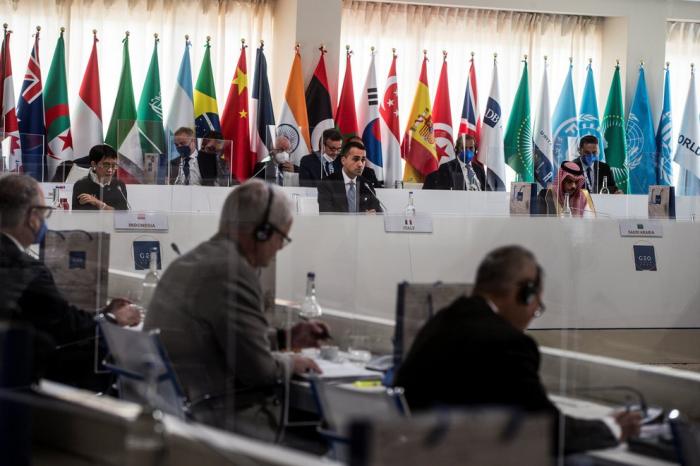 Los países del G20 discuten este martes la situación de Afganistán en una cumbre virtual