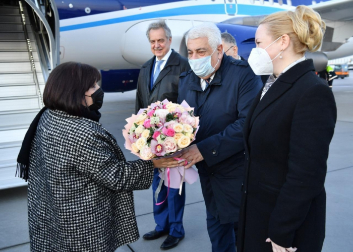 Speaker of Azerbaijani Parliament pays official visit to Russia