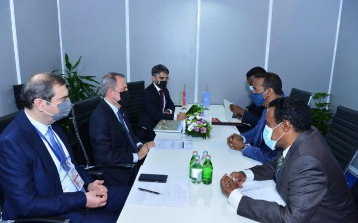 Somalischer Minister:   Aserbaidschans erfolgreicher Vorsitz in der Blockfreien Bewegung lobenswert