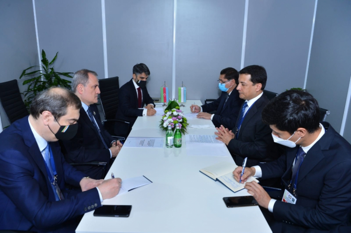 """""""Beziehungen zwischen Aserbaidschan und Usbekistan sind auf hohem Niveau"""""""