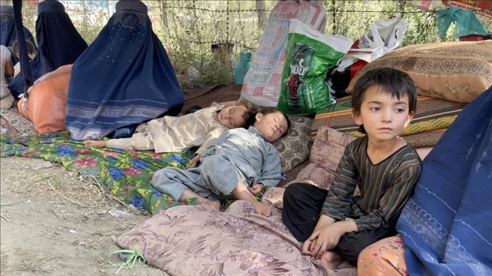 UN calls for humanitarian aid before winter in Afghanistan