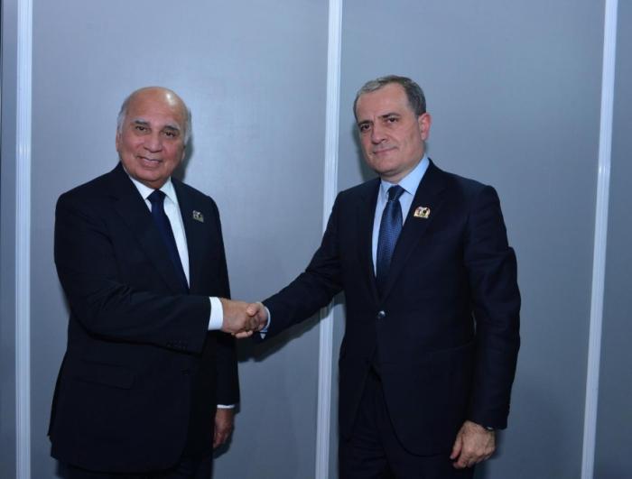 Aserbaidschan und Irak diskutieren über Kooperationsperspektiven