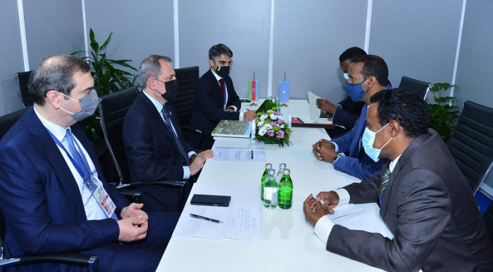 Aserbaidschan und Somalia überdenken bilaterale Kooperationsagenda