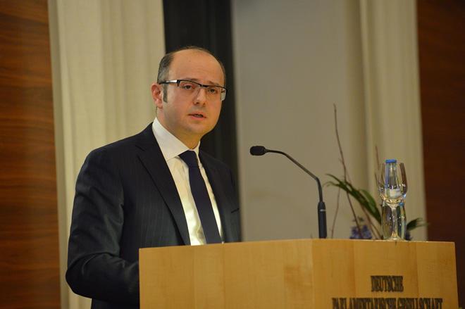 Aserbaidschan nimmt am internationalen Forum der russischen Energiewoche in Moskau teil
