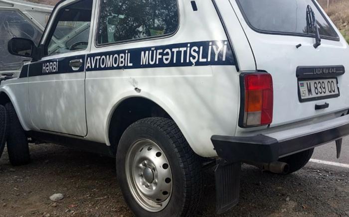 La caravana de los automóviles civiles que se estuvo dirigiendo de Sugovushán a Kalbajar ha sido sometida a disparos