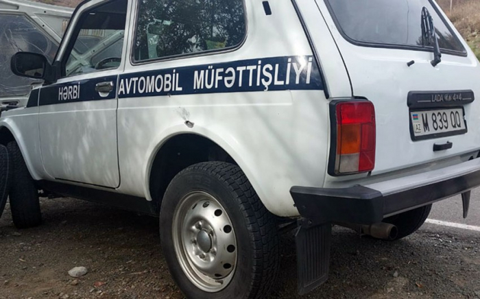 Civilian column of vehicles on Sugovushan-Kalbajar route subjected to fire: Azerbaijani MoD