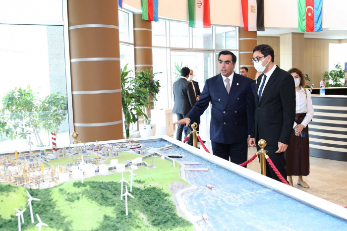 Minister of Youth and Sports visits BHOS
