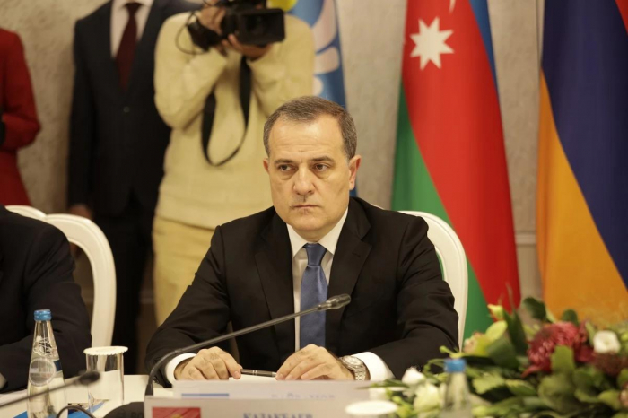 Azerbaijani FM attends meeting of CIS Foreign Ministers Council in Minsk