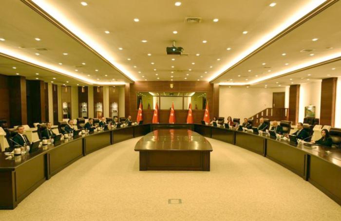 Azerbaijani, Turkish Security Councils discuss development of cooperation