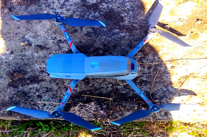 Azerbaijan intercepts UAV of illegal Armenian armed detachments - PHOTO