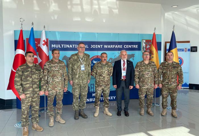 Commander of Azerbaijani Land Forces visits Turkey –   PHOTOS