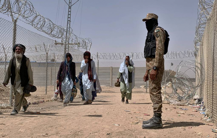Over 3 mln people fled Afghanistan for Pakistan, Iran — CSTO