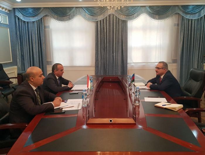 Azerbaijan and Tajikistan discuss cooperation prospects