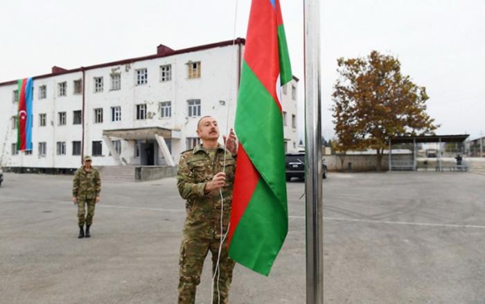 One year passes since liberation of Azerbaijan