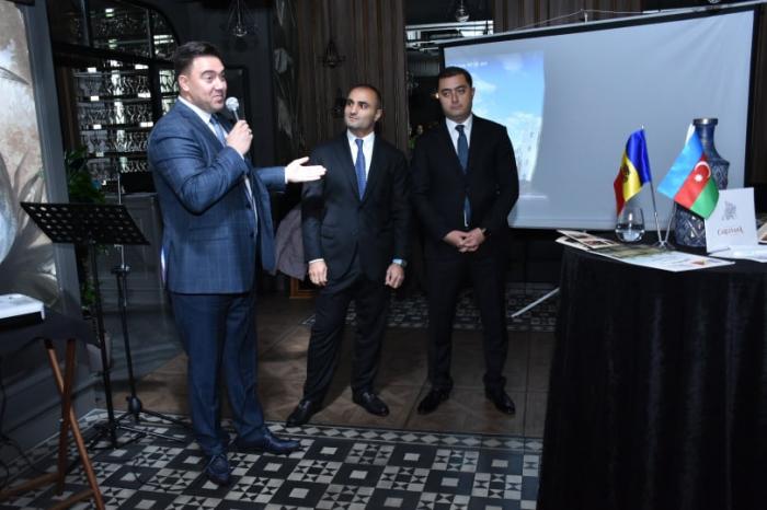 """Bakıda Moldovanın """"Milli Şərabçılıq Günü"""" qeyd edilib"""