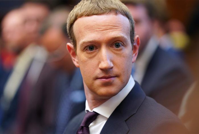 Mark Zukerberq bir gündə 6,6 milyard dollar itirdi