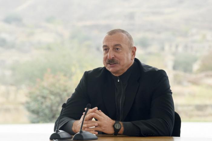 """Prezident:    """"Bütün dünya bizə qibtə edəcək"""""""