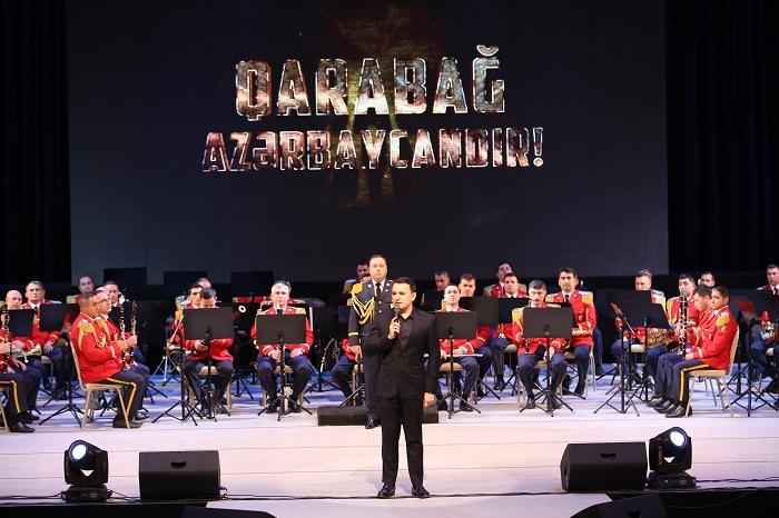 Heydər Əliyev Sarayı ilk tədbirini şəhid və qazi ailələrinə həsr edib