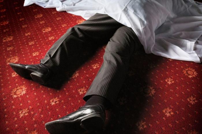 Goranboyda baş mühasib direktoru iş otağında öldürüb -  YENİLƏNİB