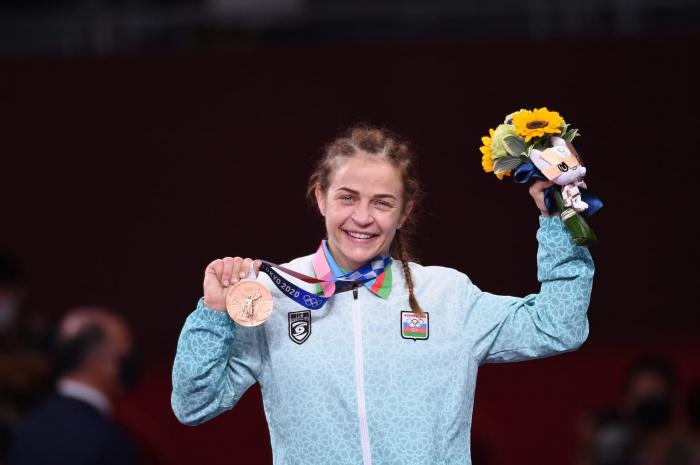 Mariya Stadnikin Olimpiya medalı oğurlandı