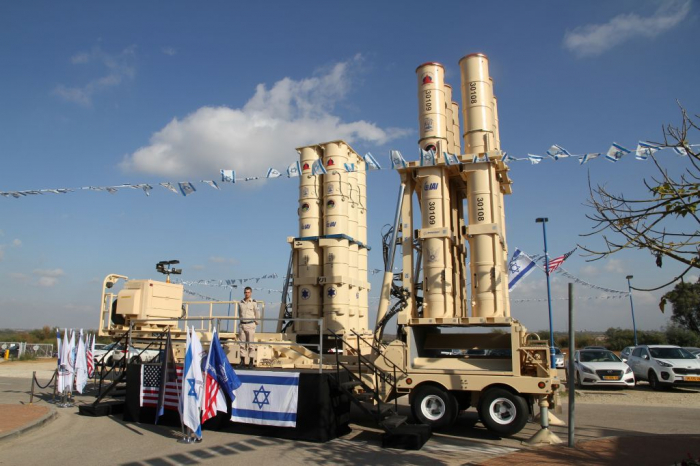 """Azərbaycan İsraildən """"Arrow 3"""" almağı düşünür -  Raket kompleksinin göstəriciləri"""