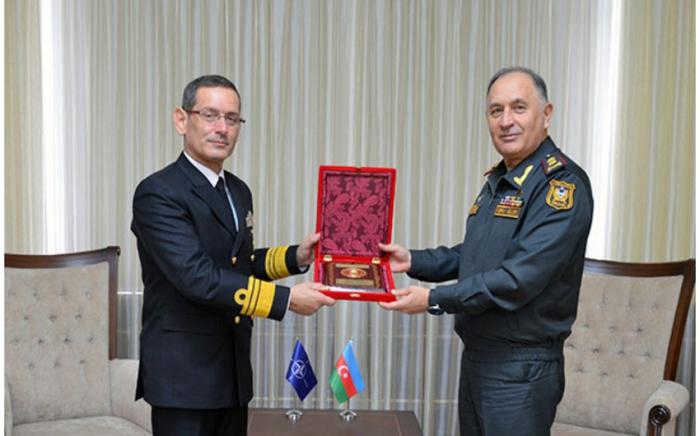 Azərbaycanla NATO arasında tərəfdaşlıq məsələləri müzakirə edilib