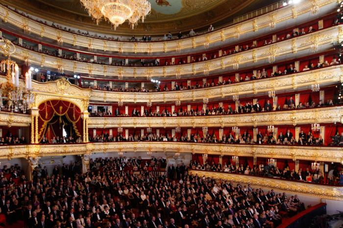 """""""Bolşoy teatr""""da faciə:   Dekorasiya aktyorun həyatına son qoydu"""