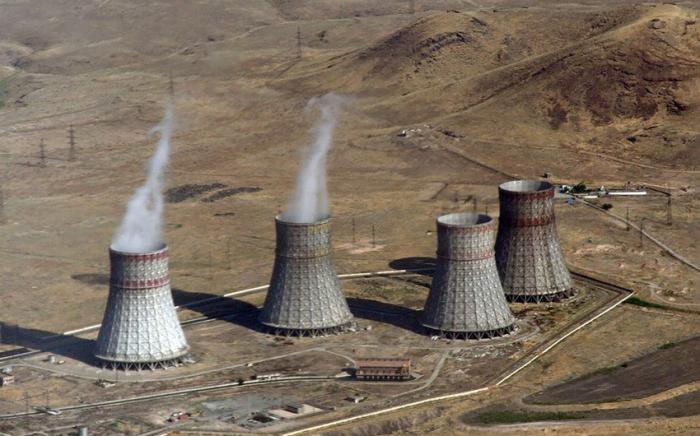 Ermənistan yeni AES-in tikintisi üçün danışıqlara başlayıb