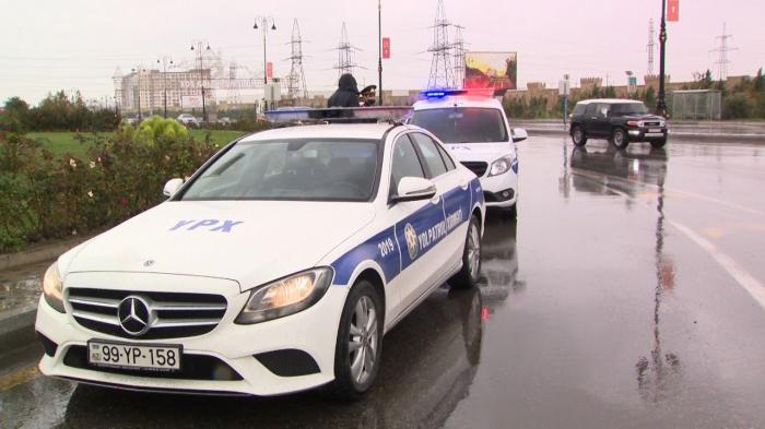 Sumqayıtda peyvənd olunmayan taksi sürücüləri cərimələndi -    VİDEO