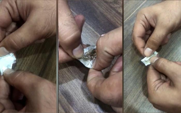 Pirallahıda narkotik satan şəxs saxlanılıb