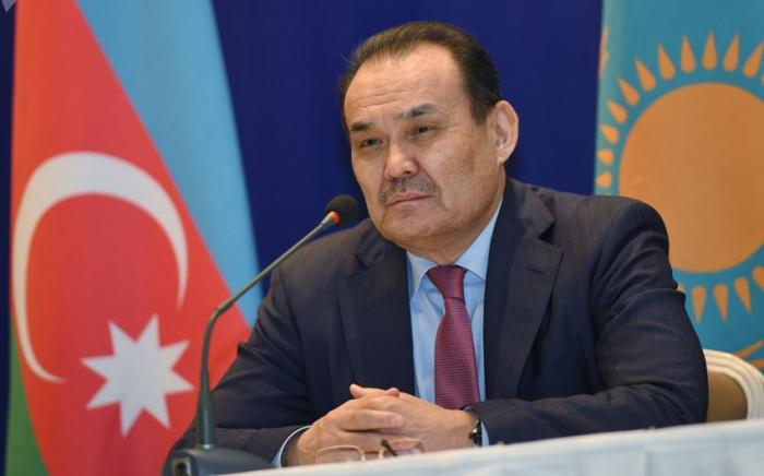 """""""Zəngəzur dəhlizi bölgə üçün yeni imkanlar yaradır"""" -    Bağdad Amreyev"""