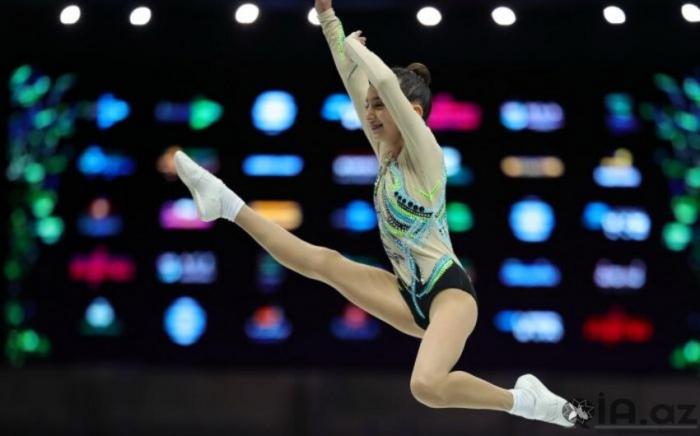 Gymnastique aérobic: l'équipe d'Azerbaïdjan remporte 3 médailles aux championnats d'Europe