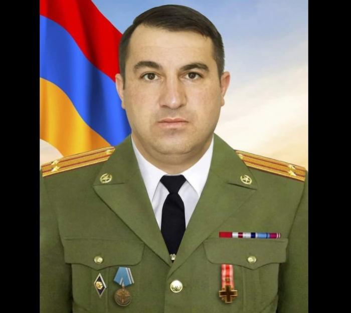 PUA ilə məhv edilən erməni polkovnik:   Aprel döyüşlərinin iştirakçısı olub