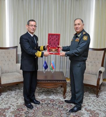 Se discute la asociación entre Azerbaiyán y la OTAN