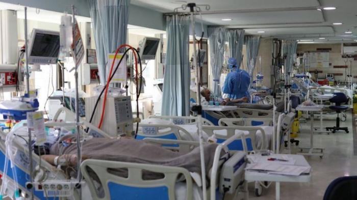 İranda virusdan daha 223 nəfər ölüb