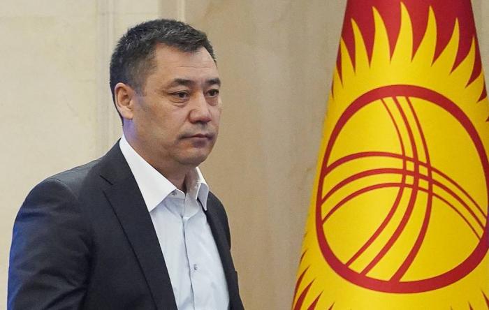Qırğızıstan prezidenti hökuməti istefaya göndərib