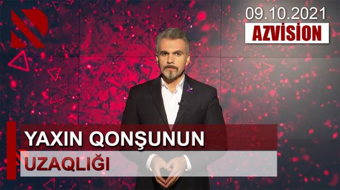 #AzVision:    İran nəyin HAYındadır?! -    VİDEO