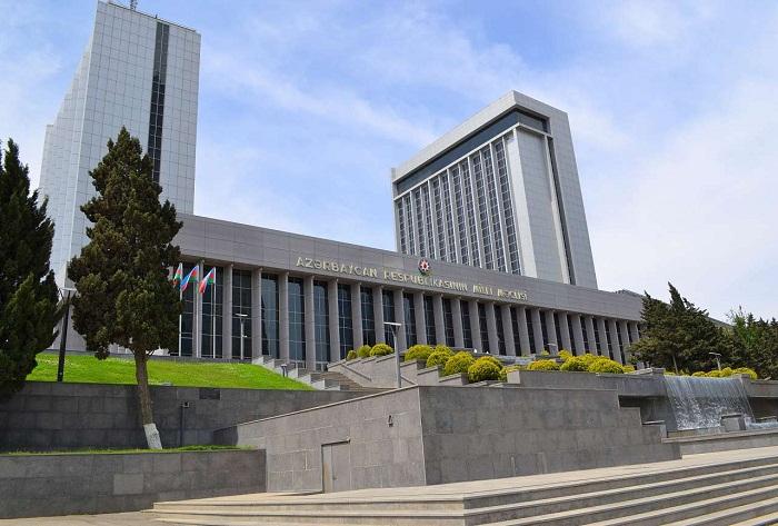 Début de la prochaine réunion plénière du Parlement azerbaïdjanais