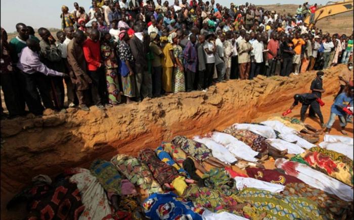 Nigeriyada dəhşətli terror -  20 nəfər öldürülüb