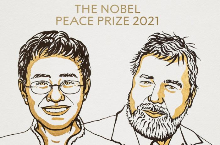 Bu iki jurnalist kimdir və   Nobel mükafatını niyə alıblar