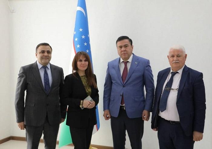 Azərbaycanla Özbəkistanın media sahəsində əməkdaşlığı güclənəcək