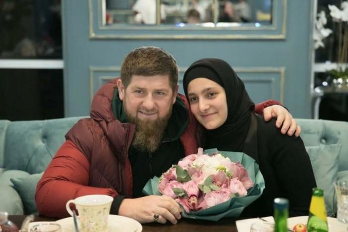 Ramzan Kadırov qızını mədəniyyət naziri təyin edib