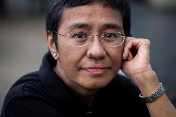 """Nobel mükafatı alan jurnalist """"Facebook""""u tənqid etdi"""
